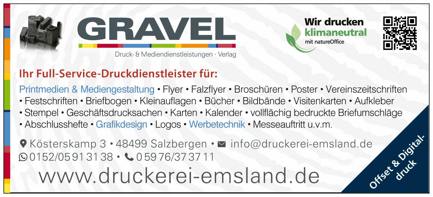 Druckerei Emsland Druck Mediendienstleistungen Verlag